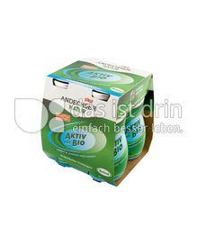Produktabbildung: Andechser Natur Prob. Trinkjogurt Aktiv mit Bio, Natur 400 g