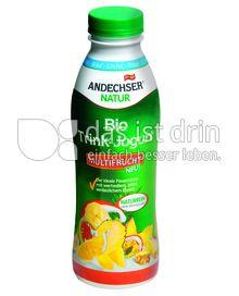 Produktabbildung: Andechser Natur Bio Trink-Jogurt, Multifrucht 500 g