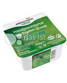 Produktabbildung: Andechser Natur Bio Topfen 20% 5 kg