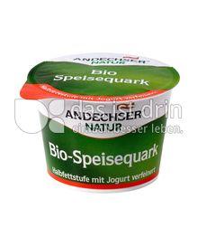 Produktabbildung: Andechser Natur Bio-Speisequark, Halbfettstufe m. Jog. 250 g