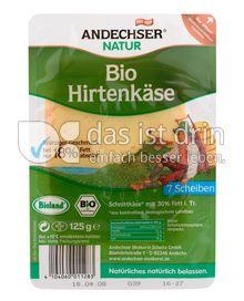 Produktabbildung: Andechser Natur Bio-Hirtenkäse 30 % 150 g