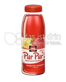 Produktabbildung: Schwartau Pur Pur Erdbeere-Banane 250 ml