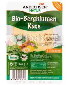 Produktabbildung: Andechser Natur Bio-Bergblumenkäse 50% 125 g