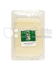 Produktabbildung: Andechser Natur Bio-Ziegen-Butterkäse 48% 100 g