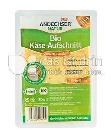 Produktabbildung: Andechser Natur Bio-Käse-Aufschnitt 150 g