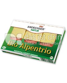 Produktabbildung: Andechser Natur Bio-Alpentrio 300 g