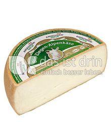 Produktabbildung: Andechser Natur Bio-Ziegen-Alpenkäse 45% 3,5 kg