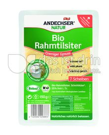 Produktabbildung: Andechser Natur Bio-Rahmtilsiter 55% 150 g