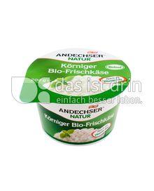 Produktabbildung: Andechser Natur Körniger Bio-Frischkäse 20% 200 g