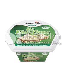 Produktabbildung: Andechser Natur Bio Käse-Creme Kräuter 45% 150 g