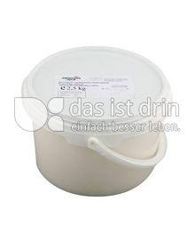 Produktabbildung: Andechser Natur Bio Frischkäse Eimer 70% 2,5 kg