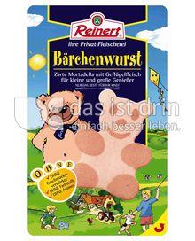 Produktabbildung: Reinert Bärchenwurst 80 g