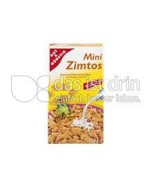 Produktabbildung: Gut & Günstig Mini Zimtos 750 g
