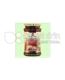 Produktabbildung: Fruchtgarten BIO Erdbeer / Rhabarber 250 g