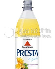 Produktabbildung: Apollinaris Presta light 1 l