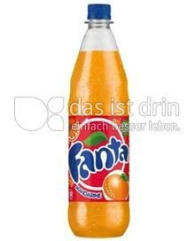 Produktabbildung: Fanta Mandarine 1 l
