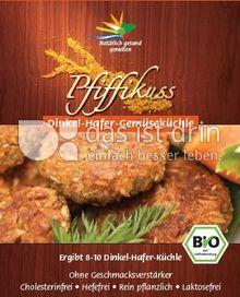 Produktabbildung: Pfiffikuss Dinkel-Hafer-Gemüseküchle 160 g