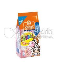 Produktabbildung: Brandt Mini Zwiebra Milch-Erdbeer 105 g