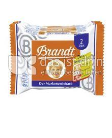 Produktabbildung: Brandt Snack-Pack Der Markenzwieback 70 g