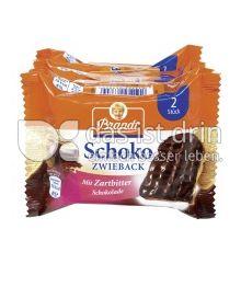 Produktabbildung: Brandt Snack-Pack Schoko-Zwieback 175 g