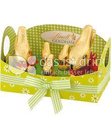Produktabbildung: Lindt Goldhasen Familie 180 g