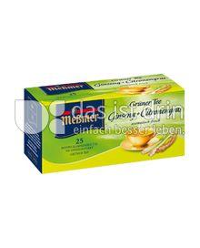 Produktabbildung: Meßmer Grüner Tee Ginseng + Citronengras 25 St.