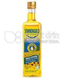 Produktabbildung: Sonnengold Sonnenblumenöl 750 ml