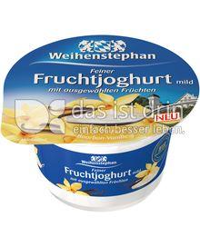 Produktabbildung: Weihenstephan Feiner Fruchtjoghurt mild Bourbon-Vanille 150 g