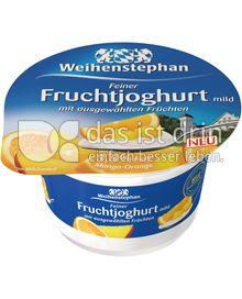 Produktabbildung: Weihenstephan Feiner Fruchtjoghurt mild Mango-Orange 150 g