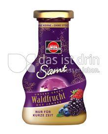 Produktabbildung: Schwartau Dessertsauce des Jahres 2010 - Waldfrucht 125 ml