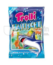 Produktabbildung: Trolli Haifische 225 g