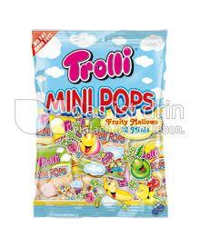 Produktabbildung: Trolli Mini Pops 225 g