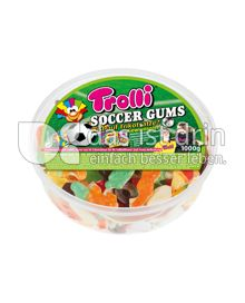 Produktabbildung: Trolli Soccer Gums 1000 g