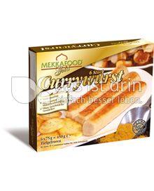Produktabbildung: Mekkafood Gold Currywurst 400 g