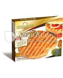 Produktabbildung: Mekkafood Gold Burger 400 g