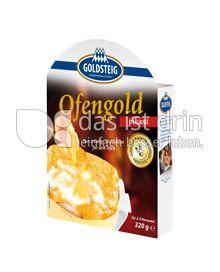 Produktabbildung: Goldsteig Ofengold cremig & pikant 320 g