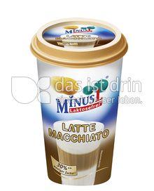 Produktabbildung: MinusL Laktosefreier Latte Macchiato 250 ml
