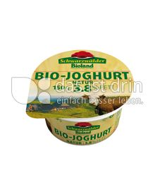 Produktabbildung: Schwarzwälder Bioland Naturjoghurt 150 g