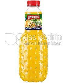Produktabbildung: Granini Trinkgenuss Orange-Maracuja 1 l
