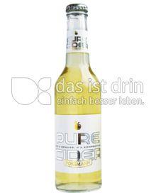 Produktabbildung: Possmann Pure Cider 0,33 l