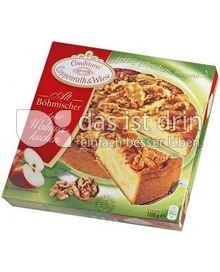 Produktabbildung: Conditorei Coppenrath & Wiese Alt-Böhmischer Apfel-Walnuss-Kuchen 1100 g