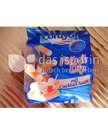 Produktabbildung: Coraya Fish & Dip mit Cocktail-Sauce 234 g