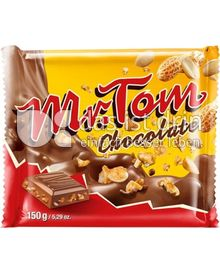Produktabbildung: Mr. Tom Chocolate 150 g