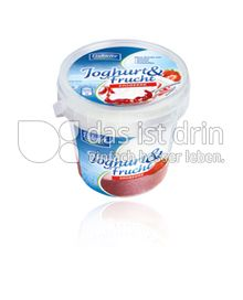 Produktabbildung: Elsdorfer Joghurt & Frucht Erdbeere 500 g
