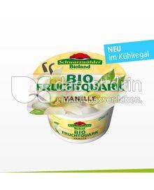 Produktabbildung: Schwarzwälder Bio Fruchtquark Vanille 150 g