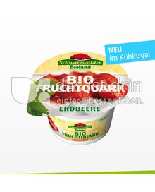 Produktabbildung: Schwarzwälder Bio Fruchtquark Erdbeere 150 g