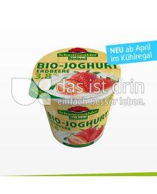 Produktabbildung: Schwarzwälder Bioland Fruchtjoghurt 3,8% Erdbeere 150 g