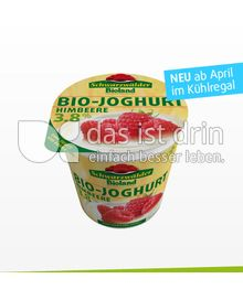Produktabbildung: Schwarzwälder Bioland Fruchtjoghurt 3,8% Himbeere 150 g
