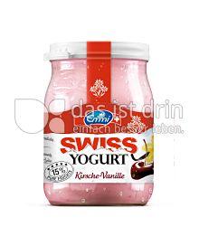 Produktabbildung: Emmi Swiss Yogurt Kirsche-Vanille 175 g