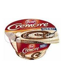 Produktabbildung: Cremore Milchcremedessert mit Schokosoße 150 g